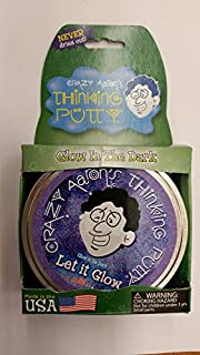 "product image for Crazy Aaron's Let it Glow 4"" Putty Tin"