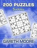 Sudoku: 200 Puzzles, Gareth Moore, 1479221902