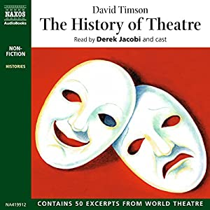The History of Theatre Hörbuch