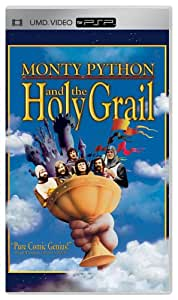 Monty Python and the Holy Grail [UMD for PSP]