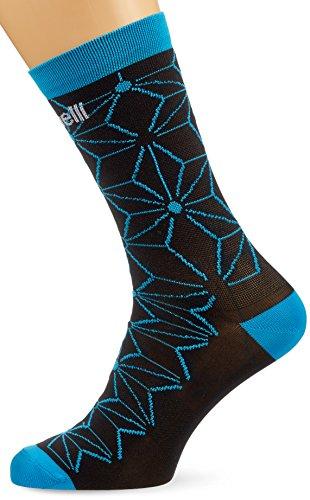 cinelli(チネリ) BLUE ICE SOCKS サイクリング ソックス Lサイズ 605047-20255002