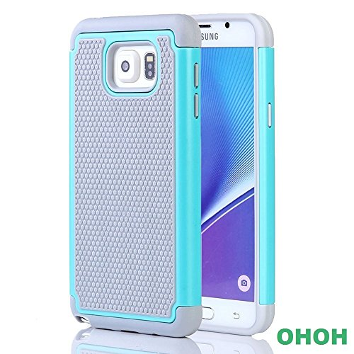 Galaxy Note 5 Case,Samausng Galaxy Note 5 Case [Shockproof] [Drop protection] High Quality TPU&PC Hybrid Dual layer Full-Body Protective Case Cover for Samsung Galaxy Note 5 (Hot - Samsung Cell Phone Skins