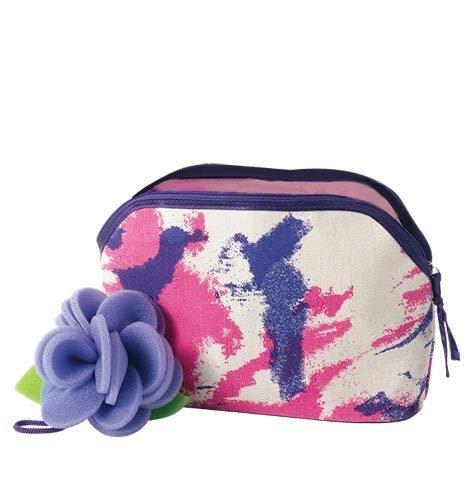 - Avon Naturals Canvas Bag With Bath Sponge