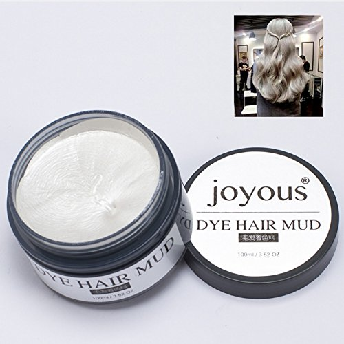 Silve (Temporary White Hair Dye)