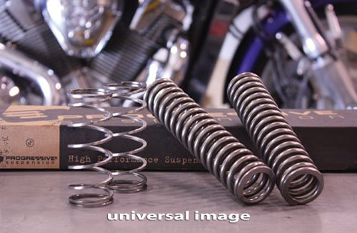 Progressive Suspension 37530 10-2002 DROP IN FORK LWRNG KIT by Progressive Suspension