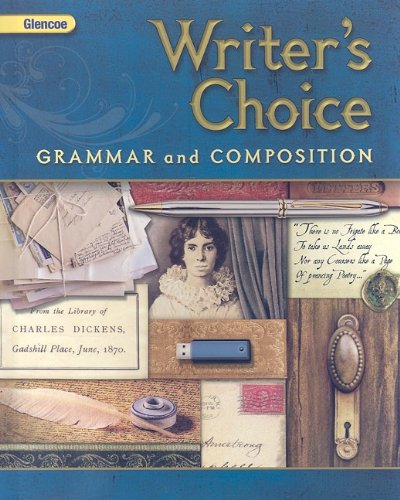 Writers Choice, Grade 11: Grammar and Composition