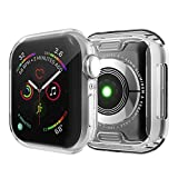 Leotop Compatible with Apple Watch Case 44mm 40mm, Super...
