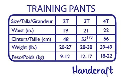 Paw Patrol Baby Toddler Boys' Potty Training Pants Multipack, PawBTraining7pk, 3T