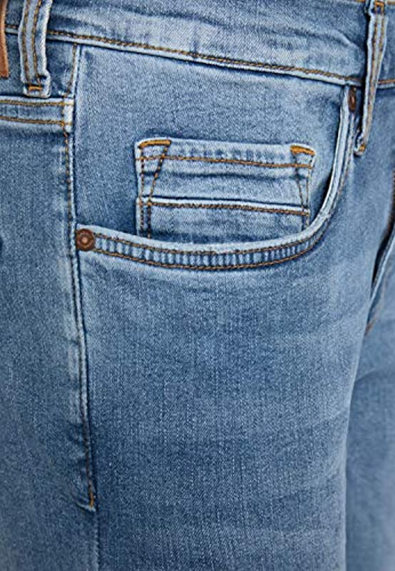 MUSTANG Męskie dżinsy Slim Fit Vegas: Odzież