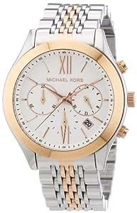 Michael Kors Mk5763 Reloj Cron 243 Grafo De Cuarzo Para
