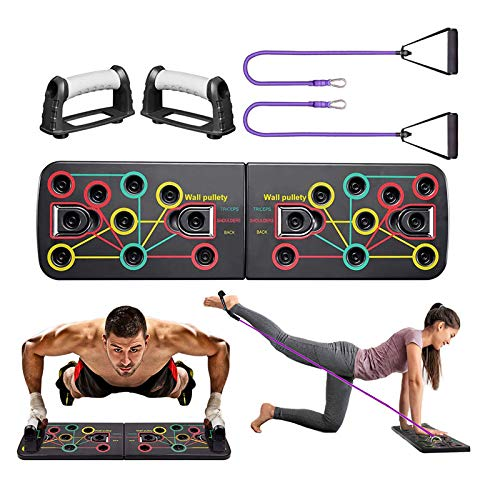 🥇 Yoophane Tabla de Flexiones