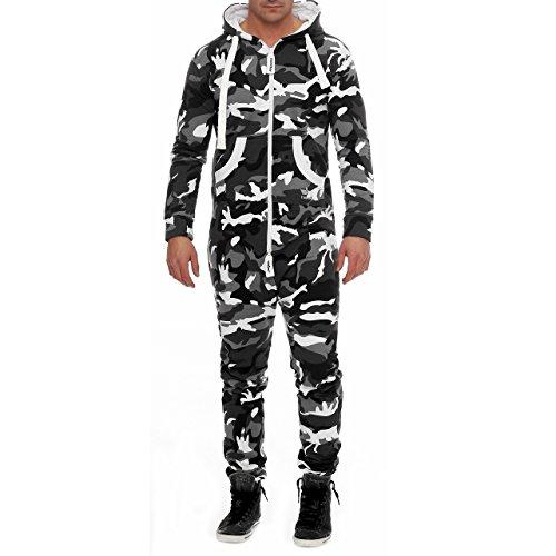 Suit Overall Jogger Jogging Jogging Homme Combinaison pour Finchman Urban 29IEYDHW