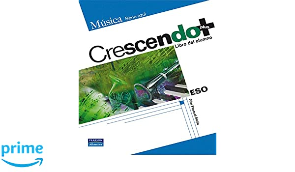 Crescendo plus libro del alumno - 9788420553146: Amazon.es ...
