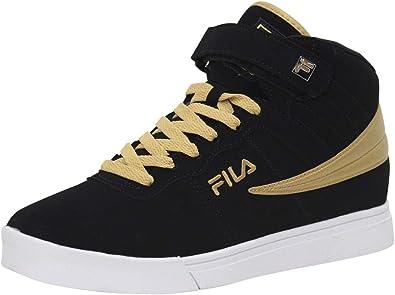 Fila Men's Vulc-13-MP Black/Marigold