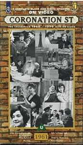 Coronation Street - 1961 [Reino Unido] [VHS]: Amazon.es