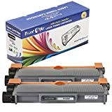 PrintOxe™ Compatible 2 Laser Toners for Brother TN 660 ( TN 2320/660 ) TN660 Black for Use in Printer Models HL-L2300D , HL-L2340DW , HL-L2360DN , HL-2365DW , DCP-L2500D, DCP-L2520DW , DCP-L2540DN , MFC-L2700DW, MFC-L2720DW, MFC-L2740DW. Exclusively sold by PanContinent.