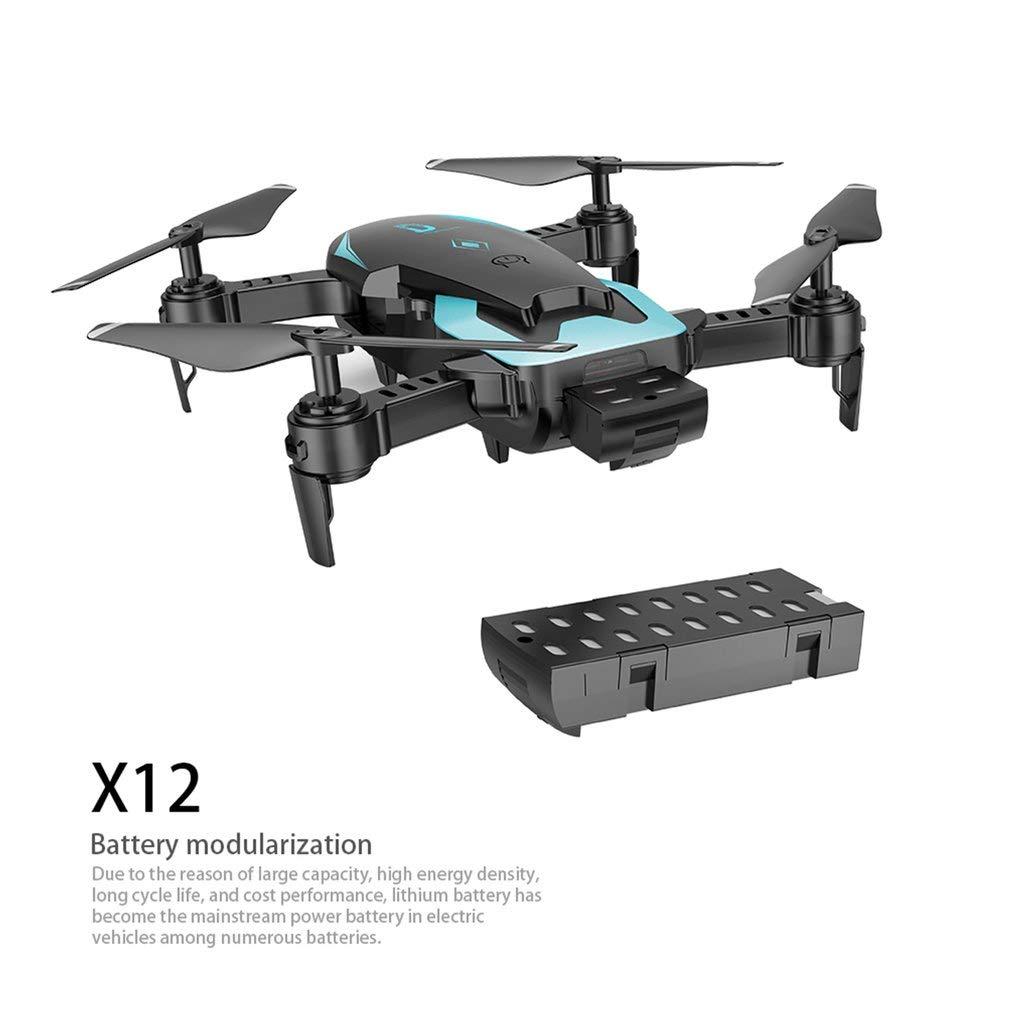 Sunnyday X12 4CH RC Plegable Drone Quadcopter Altitude Hold con ...