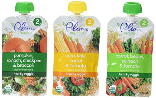 pumpkin and spinach baby food - 9