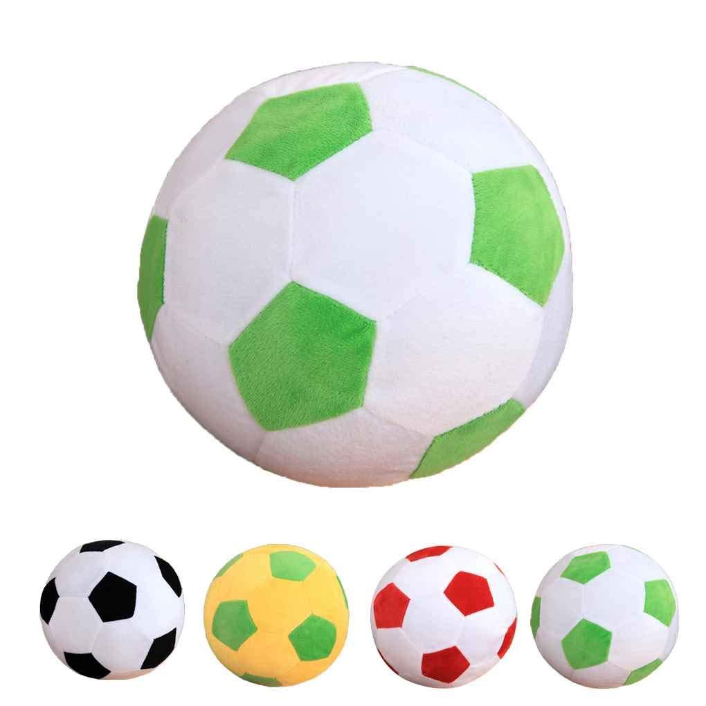 Bodbii Peluche de balón de fútbol con Dibujos Animados para bebé ...