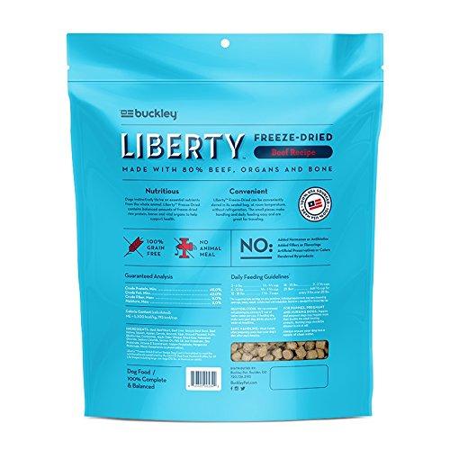 Buckley-Liberty-Freeze-Dried-Dog-Food-Beef-20-oz
