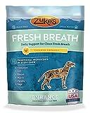 Zuke's Enhance Fresh Breath Functional Chews for Dogs, Chicken Formula, 5-Ounce by Zuke's