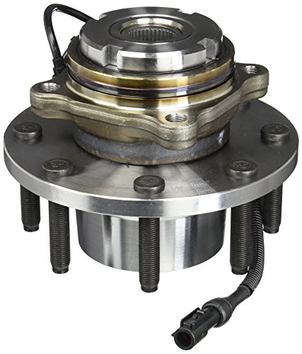 Duty Axle Assemblies (Timken SP580205 Axle Bearing and Hub Assembly)