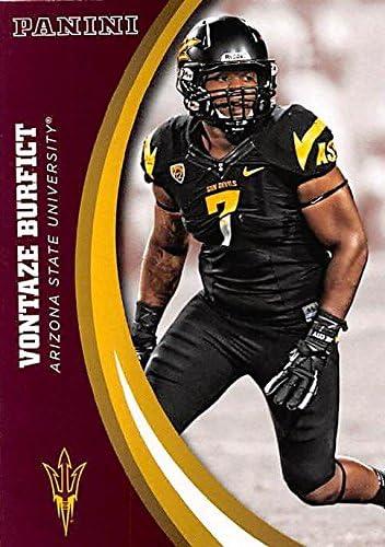 Vontaze Burfict football card (Arizona State Sun Devils) 2015 ...