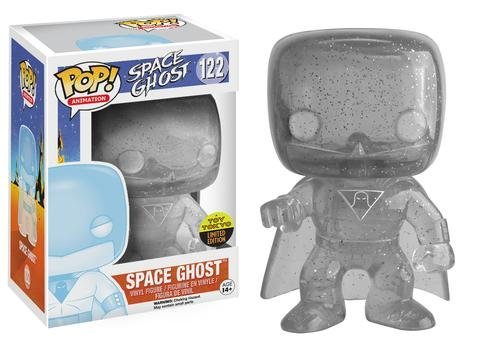 2016 NYCC Exclusive Funko Pop! Animation Invisible Space Ghost Toy Tokyo Limited Edition - Ghost Rider Horse