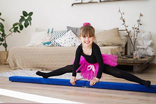 Powerfly 7ft Gymnastics Balance Beam 7 Feet Folding
