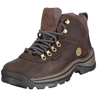 Timberland Women's White Ledge Mid Waterproof Lace-up Boots 6