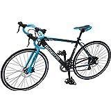 Bicicleta Benotto 850 Ruta Aluminio R700C 14V Shimano Frenos Carrera
