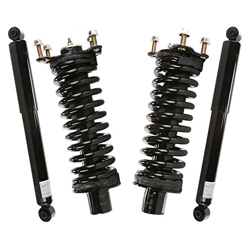 - Prime Choice Auto Parts KS205-CST127 Set of 2 Struts and 2 Shock Absorbers