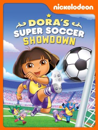 Dora's Super Soccer Showdown (George Rose The Big Necessity)
