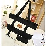 #8: TraveT Women Bags Handbags Canvas Casual Bags Shoulder Bags