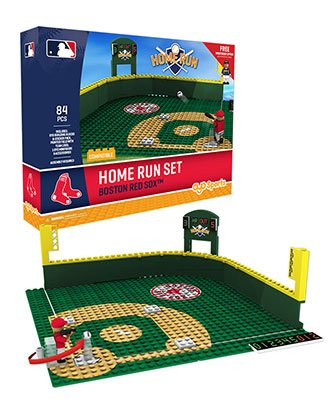 Boston Red Sox OYO Home Run Derby Set with Mini Figure