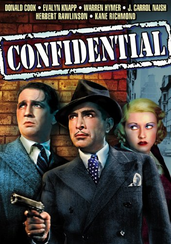 DVD : Confidential (Black & White)