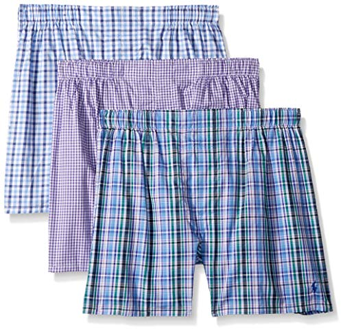 Polo Ralph Lauren Classic Fit Woven Boxers 3-Pack