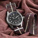 SGGFA Single Pass NATO Style Special Fabric Wrist