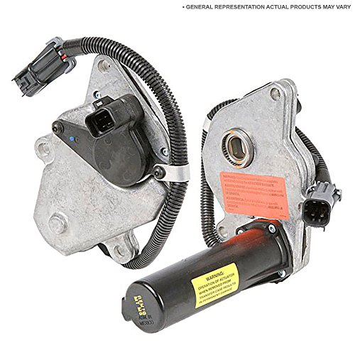 Case New Transfer - New Transfer Case Encoder Motor For Ford F-250 F-350 Super Duty Excursion - BuyAutoParts 54-20022AN NEW