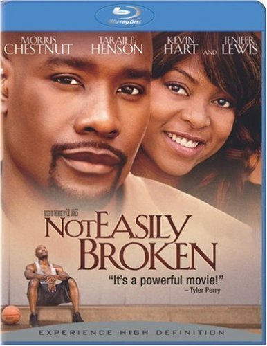 Not Easily Broken [Blu-ray] by Sony Pictures Home Entertainment