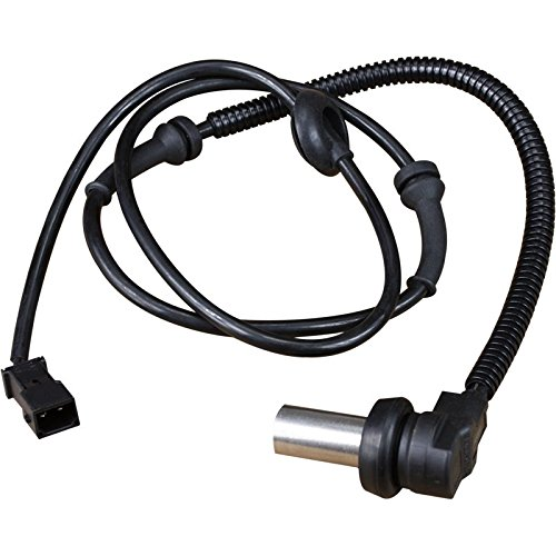 AIP Electronics ABS Anti-Lock Brake Wheel Speed Sensor Compatible Replacement For 1996-1999 Audi and Volkswagen Front Left Driver's Side Oem Fit ABS66