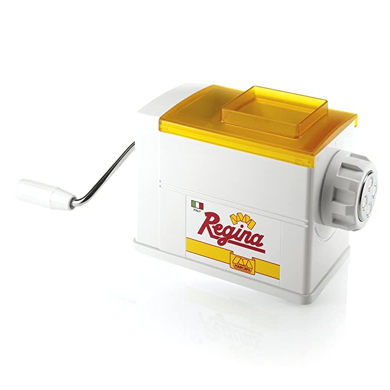 Marcato Regina Pasta-Making Machine for Hollow Noodles: Amazon.co ...