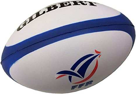Gilbert - Pelota de Rugby Unisex de Francia, Multicolor, Talla ...