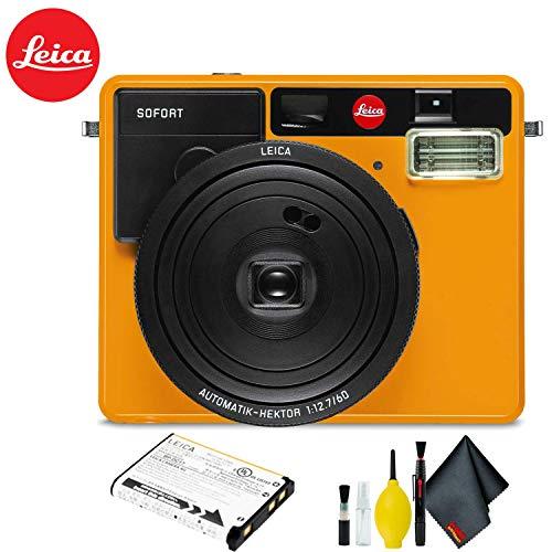 Leica Sofort Instant Film Camera (Orange) Standard Kit