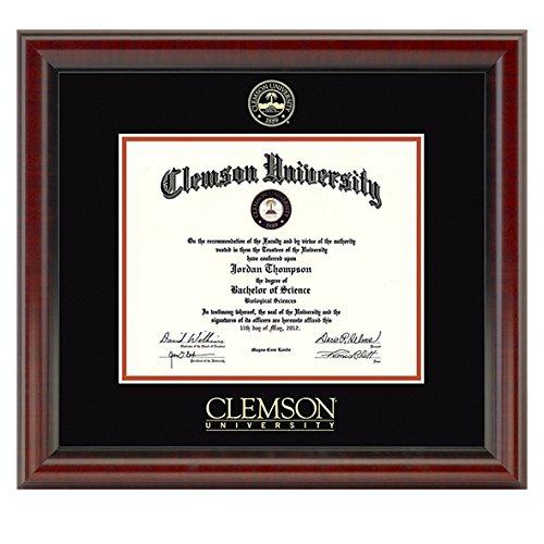 clemson diploma frame - 3