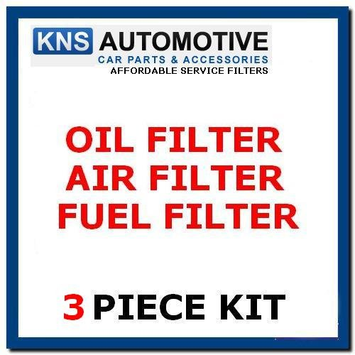 Citroen C5 2.0 HDi Diesel 08-10 Oil,Air & Fuel Filters ServIce Kit c12b: