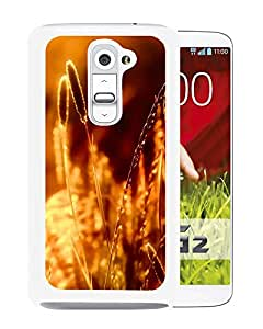 Nature Sunset Golden Rice Wheat (2) Durable High Quality LG G2 Phone Case