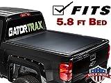 GatorTrax Retractable Tonneau Truck Bed Cover 2014-2018 Chevy Silverado GMC Sierra 5.8 FT. Bed
