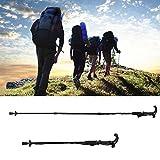 Walking Stick for Men and Women, 2Pcs Adjustable