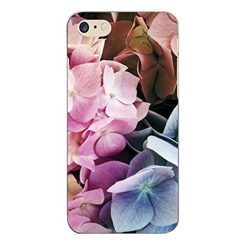 "Disagu Design Case Coque pour Apple iPhone 7 Housse etui coque pochette ""Hortensien"""